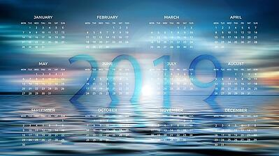 10 dates all family lawyers should have in their 2019 diary