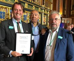 Cansford Labs partner Dads House recognised by PM for their work