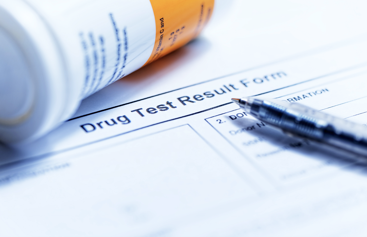 Drugs test