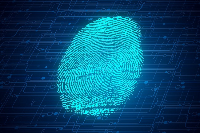 Fingerprint-based drug tests