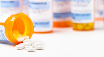 Prescription opioid epidemic