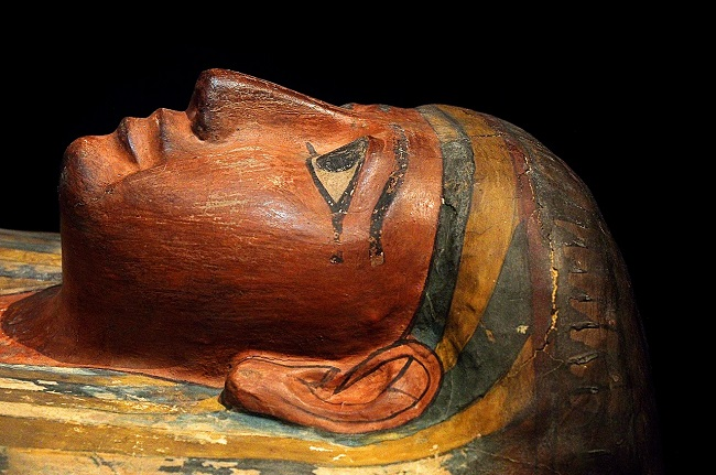 The bones, soft tissue and hair of the mummies all contained traces of the drug, ruling out the possibility of external contamination
