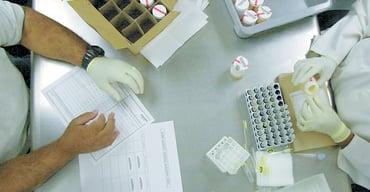 Substance testing